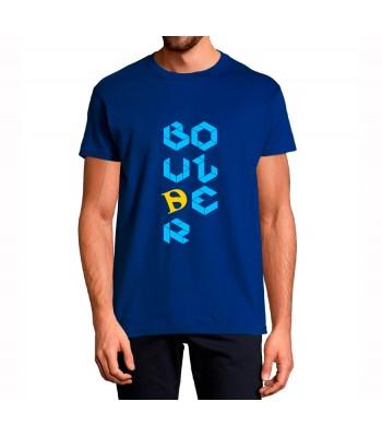 T-shirt / man / Boulder
