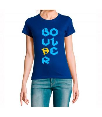T-shirt / Woman / Boulder