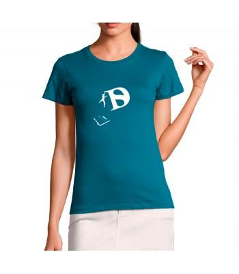 T-shirt / Woman / Climber