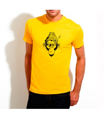 T-shirt / man / Monkie