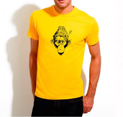 T-shirt / man / Monkie