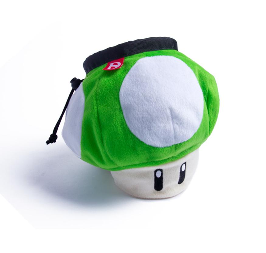 mushroom bag green chalk bag