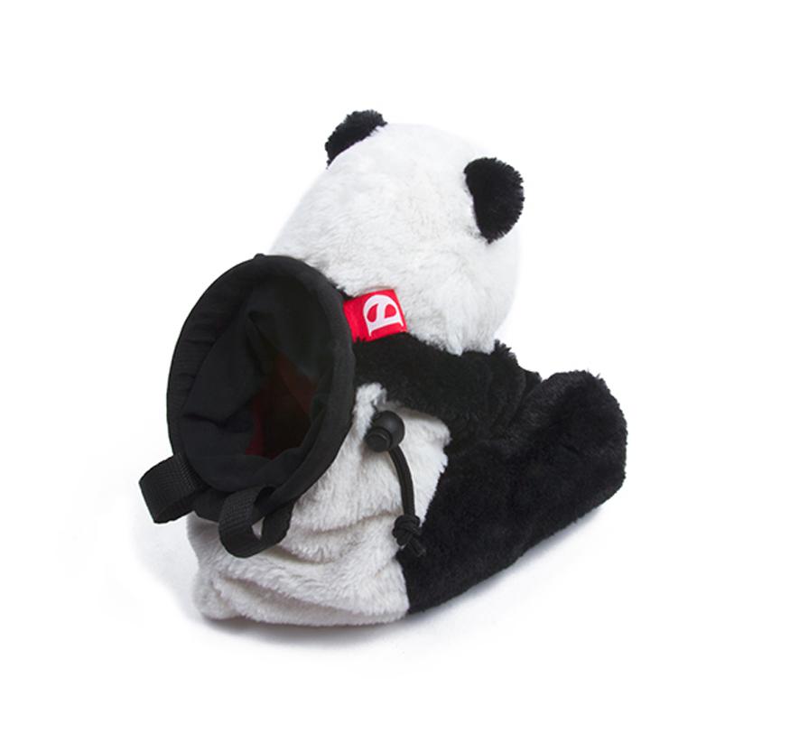 panda bag chalk bag