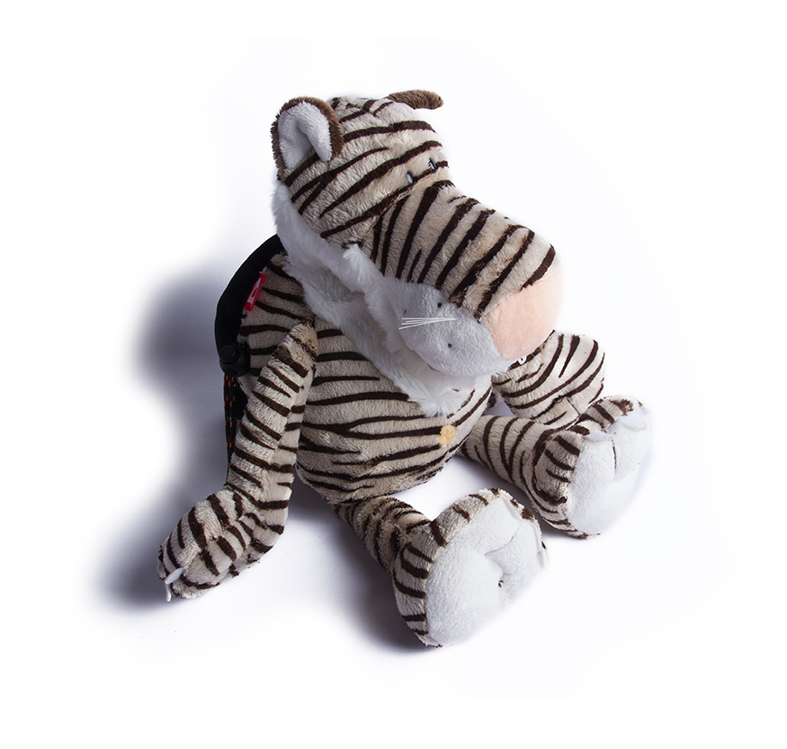 tiger bag chalk bag