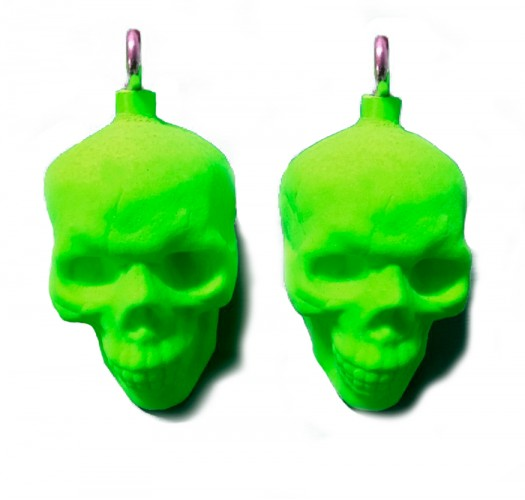 Dragon Skulls x2